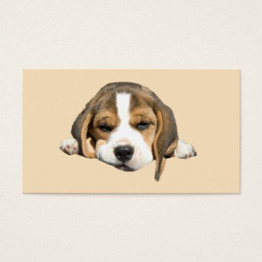 Beagle Lover Business Card