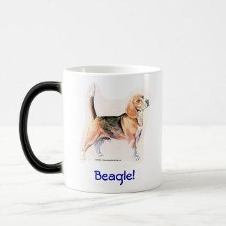 Beagle Magic Mug