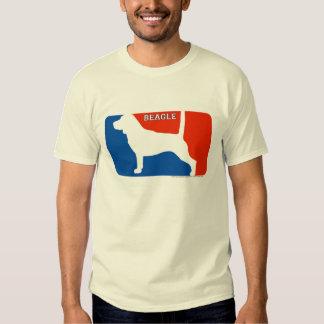 Beagle Major League Dog T-Shirt