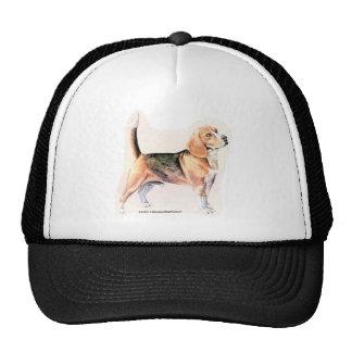 Beagle Mesh Hat