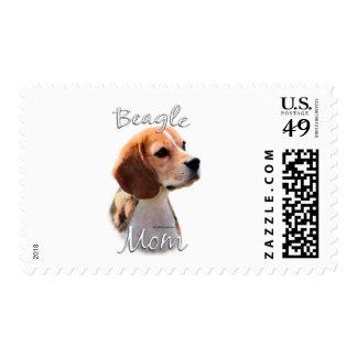 Beagle Mom 2 Postage