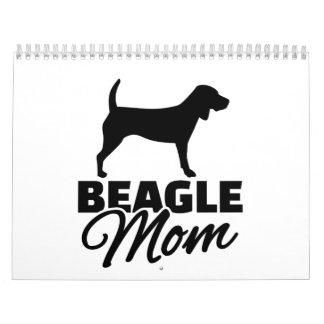 Beagle Mom Calendar