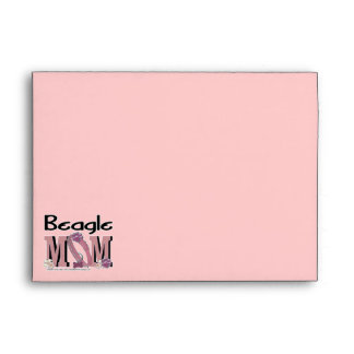 Beagle MOM Envelope
