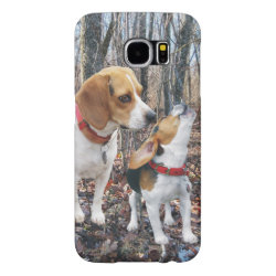 Case-Mate Barely There Samsung Galaxy S6 Case with Beagle Phone Cases design