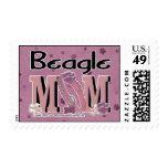 Beagle MOM Stamps