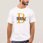 Beagle Monogram T-Shirt