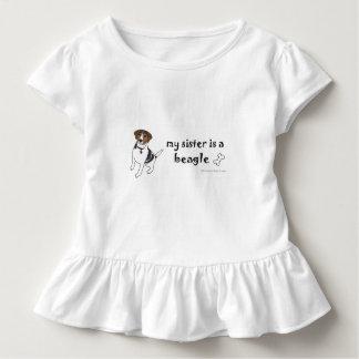 beagle - more breeds toddler t-shirt