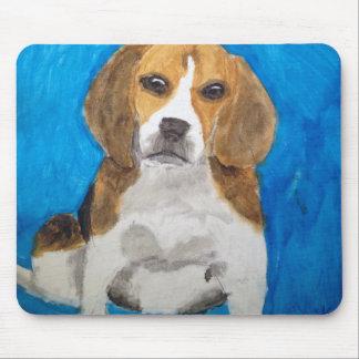 Beagle Mousepad Alfombrilla De Ratón
