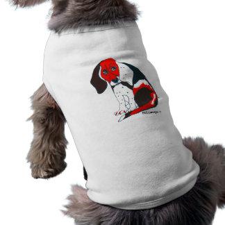 Beagle My Friend Bill Pet Sweater Shirt