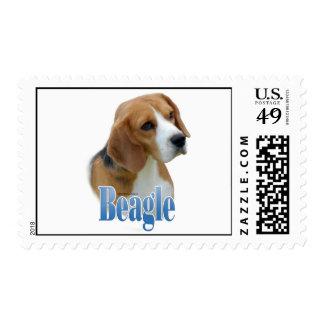 Beagle Name Postage