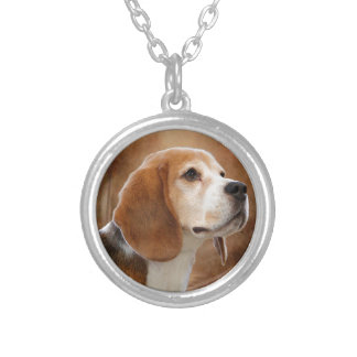 Beagle Personalized Necklace