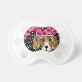 BEAGLE BABY PACIFIERS