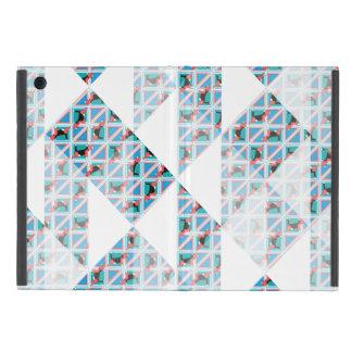Beagle Pattern Quattrodog iPad Mini Covers
