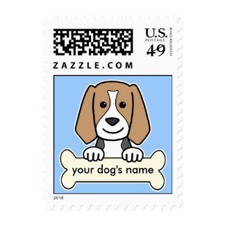 Beagle personalizado envio