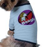 Beagle Pet Tee Shirt