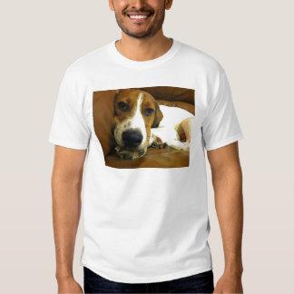 Beagle photograph close up T-Shirt