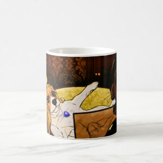 Beagle Picture · Rose in Titanic Coffee Mug