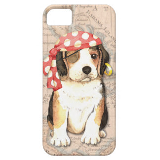 Beagle Pirate iPhone SE/5/5s Case