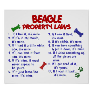 BEAGLE PL2 POSTERS