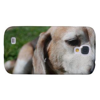 beagle portrait samsung s4 case