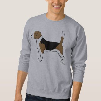Beagle Pullover Sweatshirt