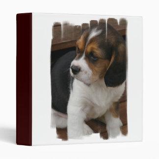 Beagle Pup Binder