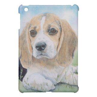 Beagle Pup iPad Mini Cover