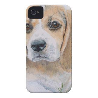 Beagle Pup iPhone 4 Case