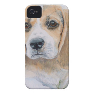Beagle Pup iPhone 4 Case-Mate Case