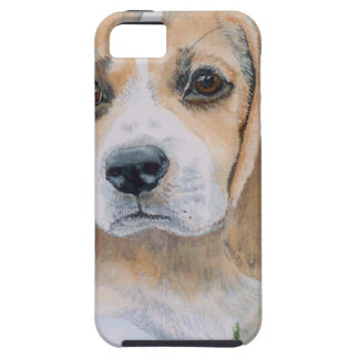 Beagle Pup iPhone 5 Cover