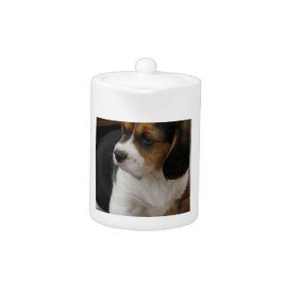Beagle Pup Teapot