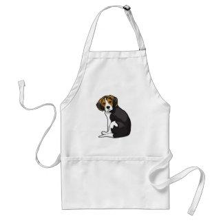 Beagle Puppy Aprons