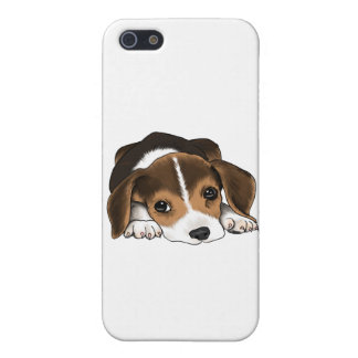 Beagle Puppy Cases For iPhone 5