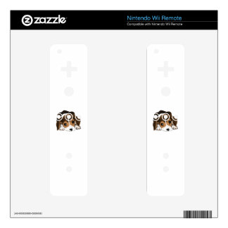 Beagle Puppy Decal For The Wii Remote