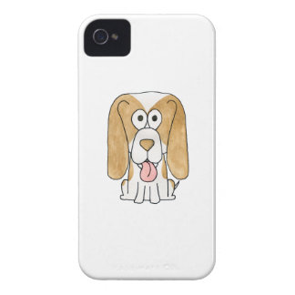 Beagle Puppy Dog. iPhone 4 Cases