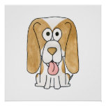 Beagle Puppy Dog. Posters