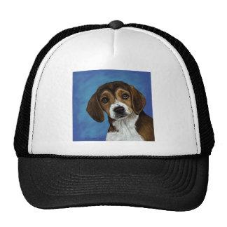 Beagle Puppy Trucker Hat
