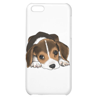 Beagle Puppy iPhone 5C Cover