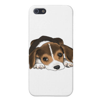 Beagle Puppy iPhone SE/5/5s Cover