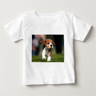 Beagle Puppy Love Baby T-Shirt