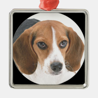 Beagle Puppy Christmas Tree Ornament