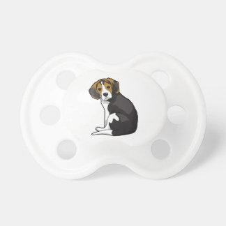 Beagle Puppy BooginHead Pacifier