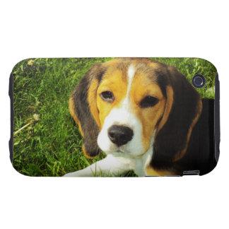 Beagle Puppy Tough™ iPhone 3G/3GS Case iPhone 3 Tough Case