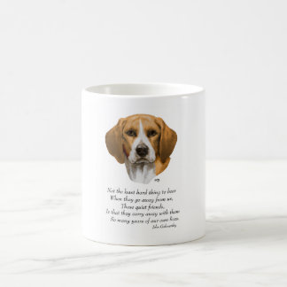 Beagle Rainbow Bridge Coffee Mug