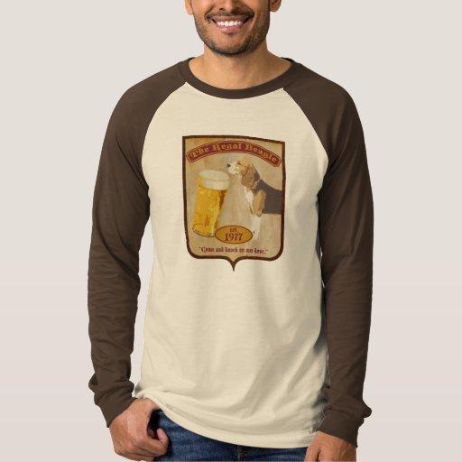 Beagle real camisas