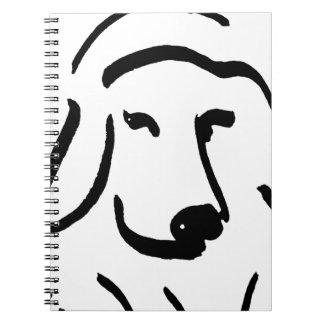 Beagle resuelto libro de apuntes con espiral