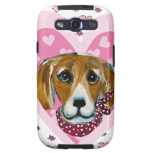 BEAGLE SAMSUNG GALAXY S3 COVERS
