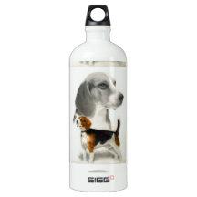 Beagle SIGG Traveler 1.0L Water Bottle