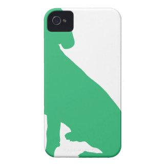 Beagle Silhouette iPhone 4 Case