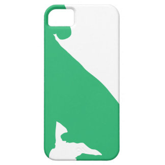 Beagle Silhouette iPhone SE/5/5s Case